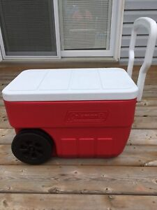Cooler on Wheels