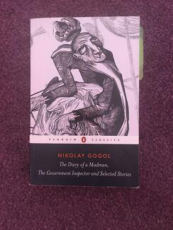 Diary of a madman - Nikolay Gogol