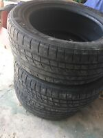 205-55-16 Altenzo All season Tires - used