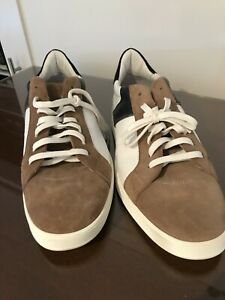High end zegna sneakers