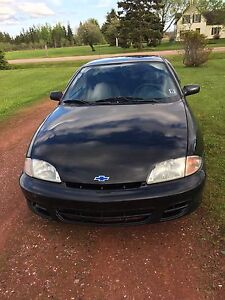 2002 Chevrolet Cavalier for sale!