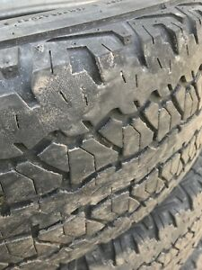 Firestone Destination A/T used tires
