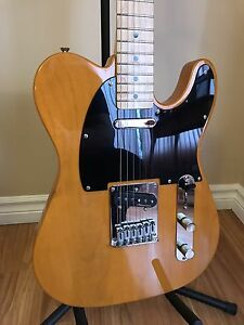 2007 Squire Tele - Completely upgraded - No Trades