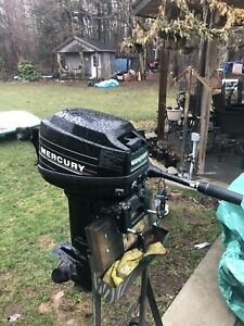 Mercury 9.9hp Outboard Motor
