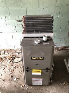 Luxaire furnace - Used furnace