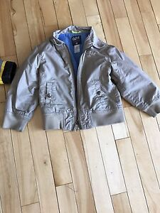 Boys jackets - size 3 and 4