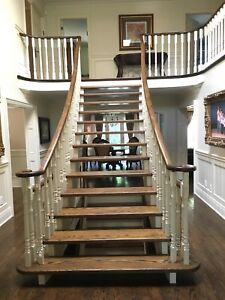 Stairs and Railings specialists 416-457-4624