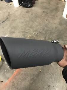 "4"" MBRP Exhaust"