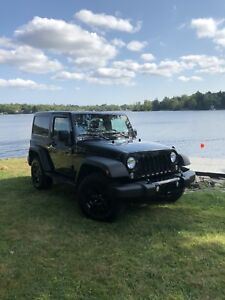Jeep Wrangler Willy Edition