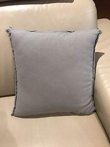 Grey large cushion pillow 50cm x 50cm. Perfect condition Hurstville Hurstville Area Preview