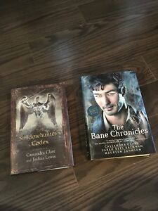 The Bane Chronicles and Shadow Hunters Codex