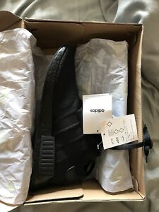 Triple black NMD japan
