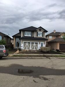 UTILITIES INCLUDED!! Brand  new house in Morinville