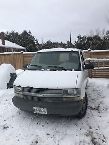 2003 Chevy Astro for sale