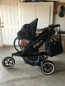Baby stroller With bag