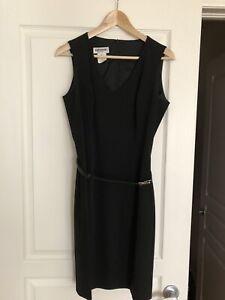 Holt Renfrew (classic) black cocktail dress
