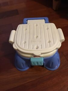 Fisher price royal step stool musical potty