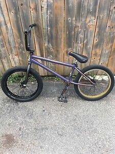 Sunday custom bmx