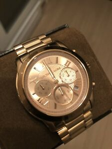Rose Gold Micheal Kors Watch Condition 9/10  Price: $250