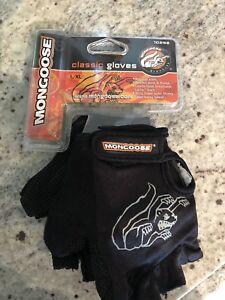 NOS Mongoose bmx racing Gloves