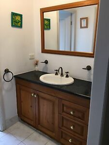 Bathroom vanity with sink Narraweena Manly Area Preview