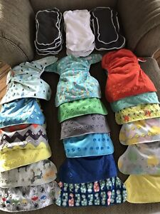 Cloth Diapers -Little Helpers