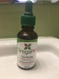 Pet ear drops oregapet organic
