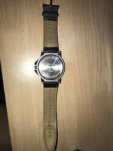 Men's Large Face Watch.  $20 Gently used.