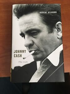 Johnny Cash bio for sale