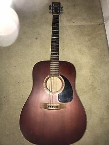 Art and Lutherie Acoustic Guitar