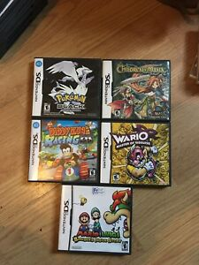 Pokémon black and more ds games