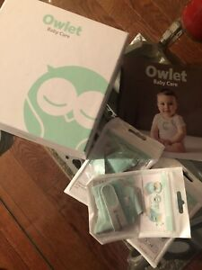 Owlet Baby Breathing Monitor