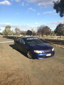 2003 Ford Falcon XR8 Ute Sell/Swap