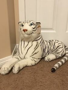Tiger stuffie