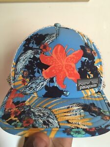 Patagonia Duckbill Hat - Floral