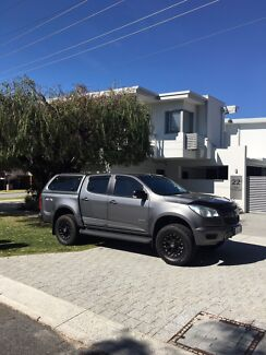 HOLDEN COLORADO LTZ 2014 RG