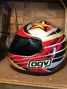 AGV MOTORCYCLE HELMET Gladstone Park Hume Area Preview