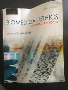Textbook for Dalhousie HSCE2000 course