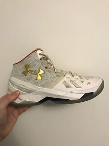 """b7742f8112a5 Under Armour Curry Two """"All-Star"""" Basketball Shoes"""