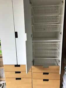 Ikea Cabinets - Tonnes of Storage Space