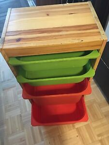 IKEA  toys organize