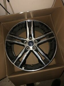 Ford Focus ST wheels