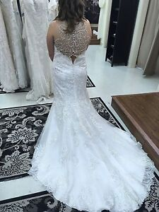 Wedding dress - Mori Lee Size 10