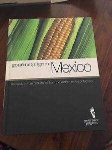 Gourmet Pilgrim México Food Book Brand New Kings Langley Blacktown Area Preview