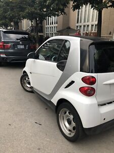 2014 smart car for two