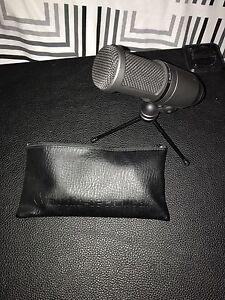 Audio Technica 2020 USB microphone