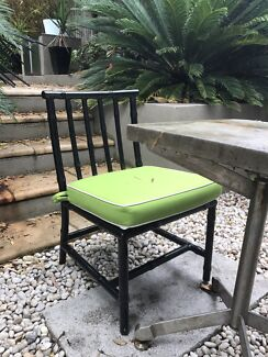 Jonathan Adler Outdoor Table & Chairs