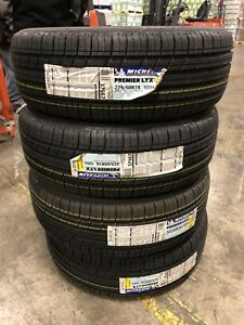 Premium set of 4 tires (brand new)