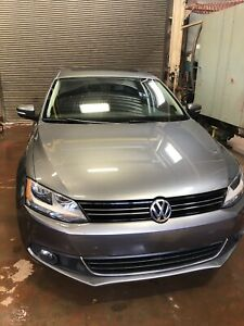 2014 VW Jetta TDI Highline