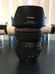 Canon 24-70mm IS f4 L